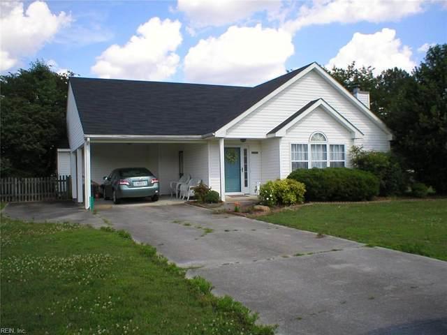 22483 Jons Pl, Southampton County, VA 23851 (#10382478) :: RE/MAX Central Realty