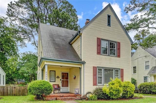 6224 Powhatan Ave, Norfolk, VA 23508 (MLS #10382508) :: Howard Hanna Real Estate Services