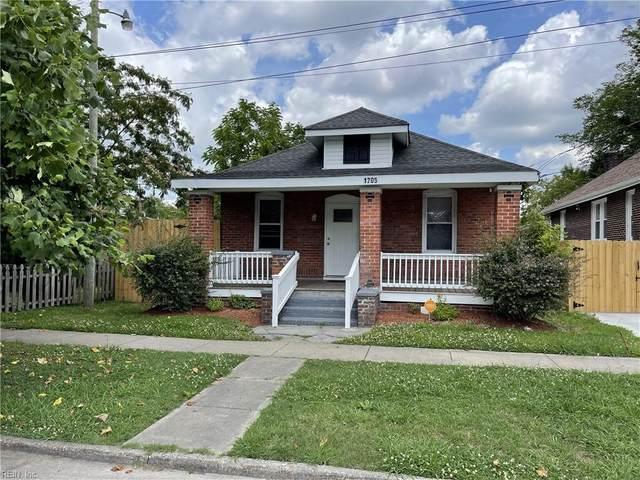 1705 Atlanta Ave, Portsmouth, VA 23704 (MLS #10382548) :: Howard Hanna Real Estate Services