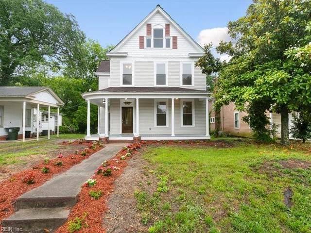 113 W Main St, Sussex County, VA 23888 (#10382555) :: Momentum Real Estate