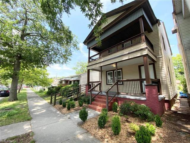 708 W 29th St, Norfolk, VA 23508 (#10382556) :: Berkshire Hathaway HomeServices Towne Realty