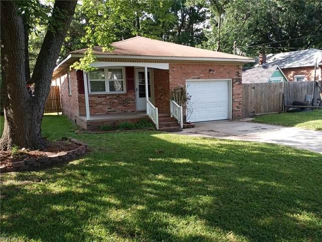 718 Osborn Ave, Chesapeake, VA 23325 (#10382557) :: Kristie Weaver, REALTOR