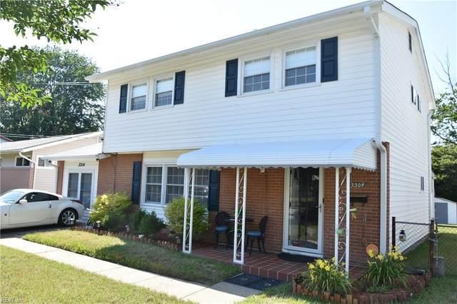 3304 W Weaver Rd, Hampton, VA 23666 (#10382566) :: Berkshire Hathaway HomeServices Towne Realty