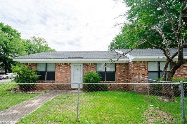 1401 Lois Ln, Norfolk, VA 23513 (#10382580) :: Avalon Real Estate