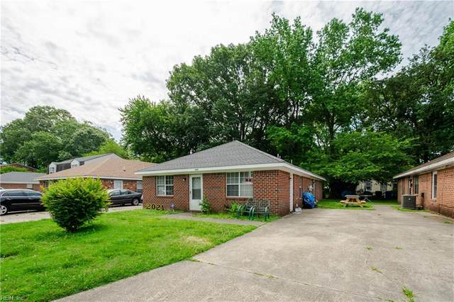 1405 Lois Ln, Norfolk, VA 23513 (#10382583) :: Momentum Real Estate