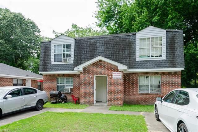 1409 Lois Ln, Norfolk, VA 23513 (#10382586) :: Avalon Real Estate