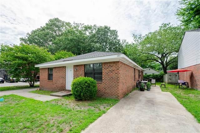 1411 Lois Ln, Norfolk, VA 23513 (#10382587) :: Avalon Real Estate