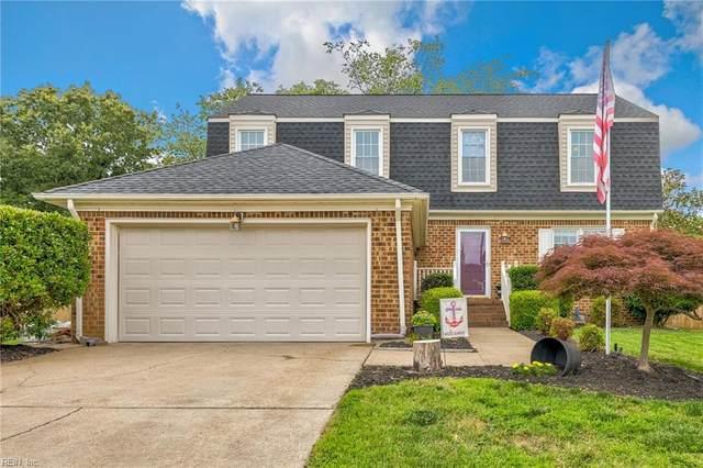 1609 Milldale Ct, Virginia Beach, VA 23456 (MLS #10382588) :: Howard Hanna Real Estate Services