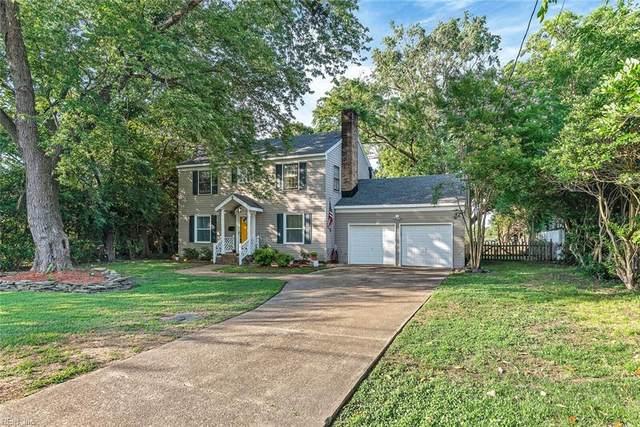 9 Tom Jones Ct, Hampton, VA 23666 (#10382607) :: Berkshire Hathaway HomeServices Towne Realty