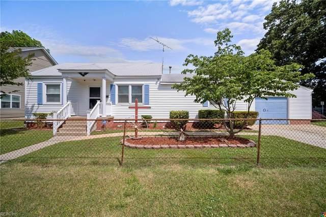 45 Cavalier Rd, Hampton, VA 23669 (#10382614) :: The Bell Tower Real Estate Team