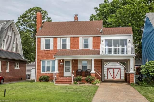 729 Chesapeake Ave, Hampton, VA 23661 (#10382628) :: Berkshire Hathaway HomeServices Towne Realty