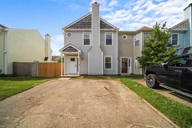 1371 Longlac Rd, Virginia Beach, VA 23464 (#10382645) :: RE/MAX Central Realty