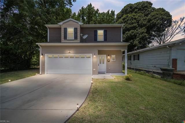 721 Center Ave, Newport News, VA 23605 (MLS #10382675) :: Howard Hanna Real Estate Services