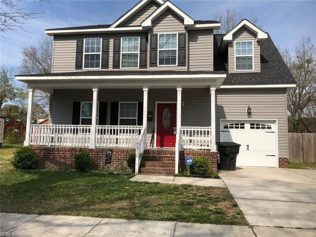312 Constitution Ave, Portsmouth, VA 23704 (#10382676) :: Berkshire Hathaway HomeServices Towne Realty