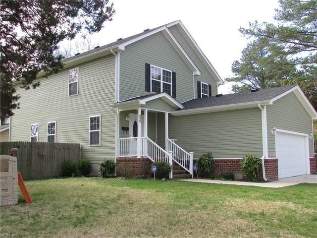 827 Townsend Ct, Norfolk, VA 23502 (#10382700) :: Community Partner Group