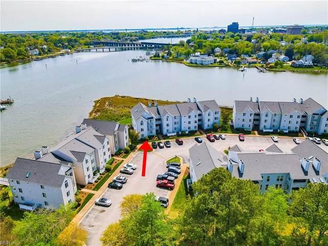 219 Island Cove Ct A, Hampton, VA 23669 (#10382713) :: Berkshire Hathaway HomeServices Towne Realty
