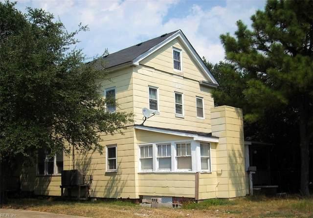 446 Willoughby Bay Ave, Norfolk, VA 23503 (MLS #10382715) :: Howard Hanna Real Estate Services