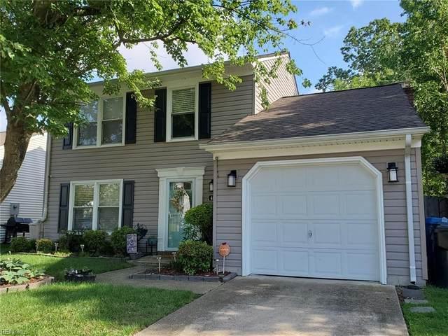 4833 Halwell Dr, Virginia Beach, VA 23464 (MLS #10382733) :: Howard Hanna Real Estate Services