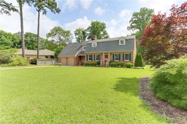 1205 Mount Pleasant Dr, Suffolk, VA 23434 (#10382749) :: The Bell Tower Real Estate Team