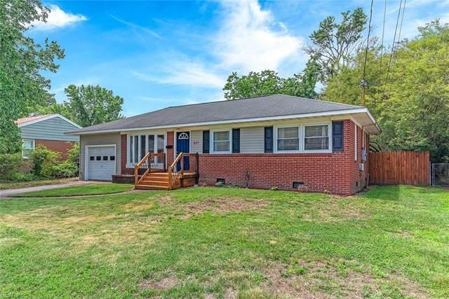 217 Avon Rd, Hampton, VA 23666 (#10382756) :: Berkshire Hathaway HomeServices Towne Realty