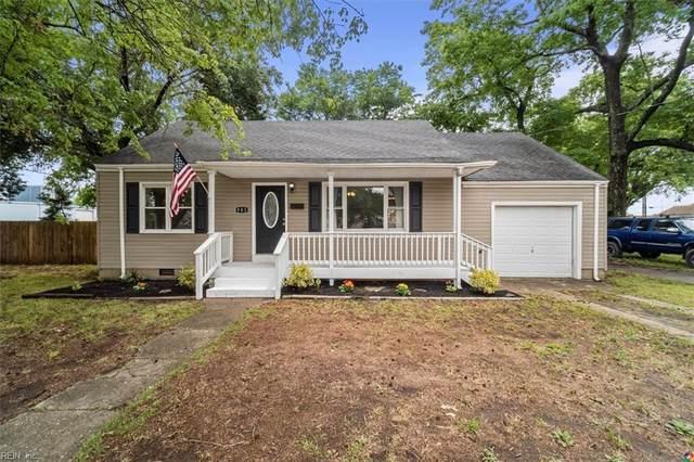 901 Cumberland Ave, Portsmouth, VA 23707 (#10382763) :: Atlantic Sotheby's International Realty