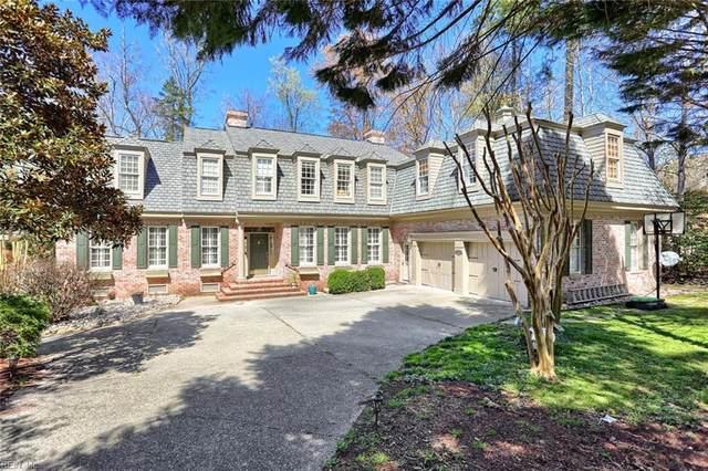 124 Princeville, James City County, VA 23188 (MLS #10382780) :: Howard Hanna Real Estate Services