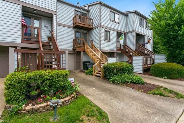 207 Mill Point Dr, Hampton, VA 23669 (#10382785) :: Berkshire Hathaway HomeServices Towne Realty
