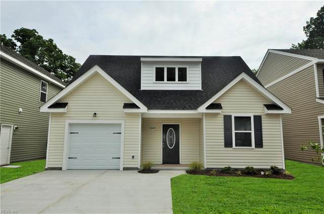 125 Shea St, Portsmouth, VA 23701 (#10382786) :: The Bell Tower Real Estate Team