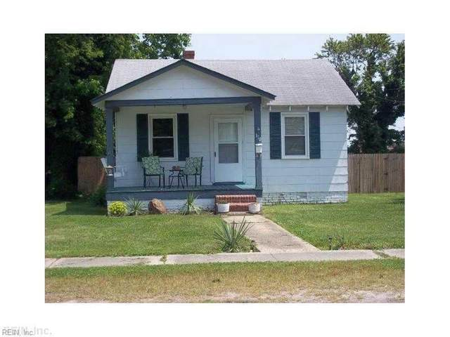 110 Tappan Ave, Hampton, VA 23664 (#10382792) :: Seaside Realty