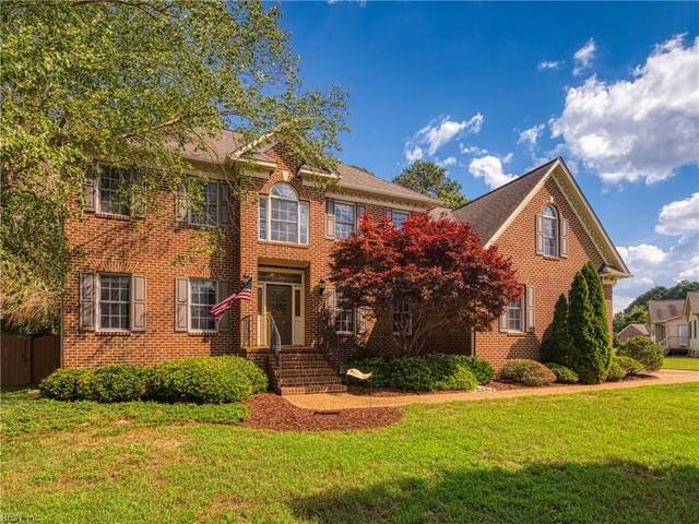 4 Berryfield Cir, Poquoson, VA 23662 (#10382818) :: Crescas Real Estate