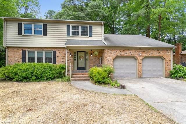 107 Pinehurst Dr, York County, VA 23692 (#10382820) :: Berkshire Hathaway HomeServices Towne Realty
