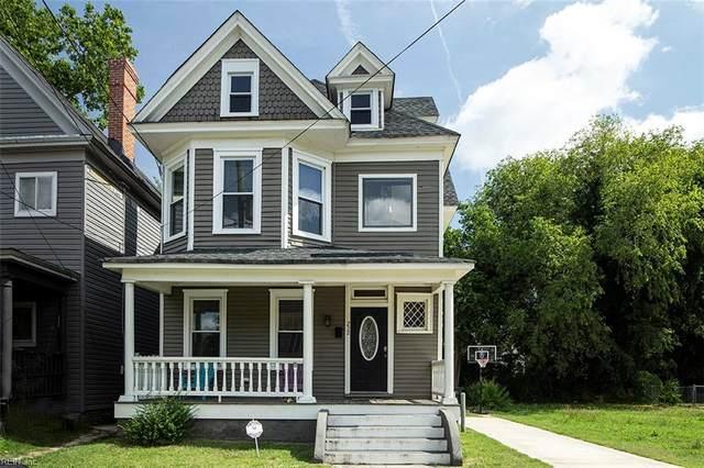 232 W 31st St, Norfolk, VA 23504 (#10382825) :: Berkshire Hathaway HomeServices Towne Realty