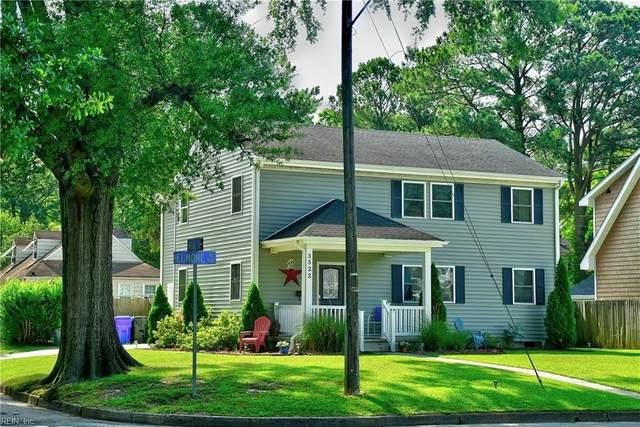 3522 Elmore Pl, Norfolk, VA 23509 (#10382833) :: Berkshire Hathaway HomeServices Towne Realty