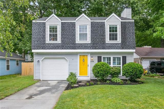 1508 Heathrow Dr, Virginia Beach, VA 23464 (MLS #10382837) :: Howard Hanna Real Estate Services