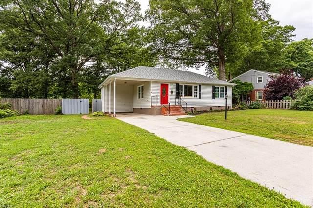 1193 Tyler Ave, Newport News, VA 23601 (MLS #10382841) :: AtCoastal Realty