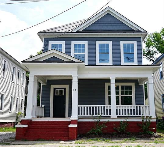 1121 Rodgers St, Chesapeake, VA 23324 (#10382843) :: Berkshire Hathaway HomeServices Towne Realty