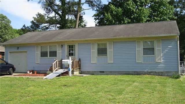 256 Benns Rd, Newport News, VA 23601 (#10382862) :: Tom Milan Team