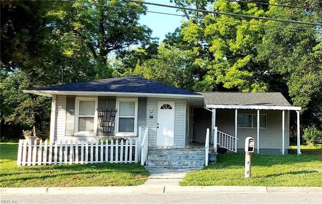 54 W Virginia Ave, Hampton, VA 23663 (#10382890) :: Verian Realty