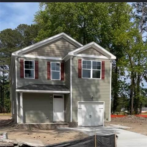 301 Mimosa Rd, Portsmouth, VA 23701 (#10382900) :: Berkshire Hathaway HomeServices Towne Realty