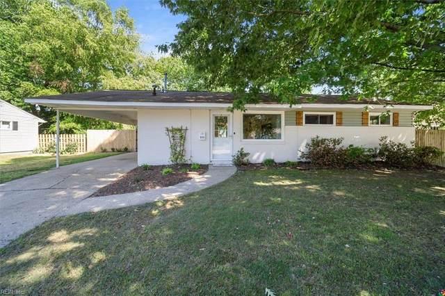 644 De Laura Ln, Virginia Beach, VA 23455 (#10382907) :: Berkshire Hathaway HomeServices Towne Realty