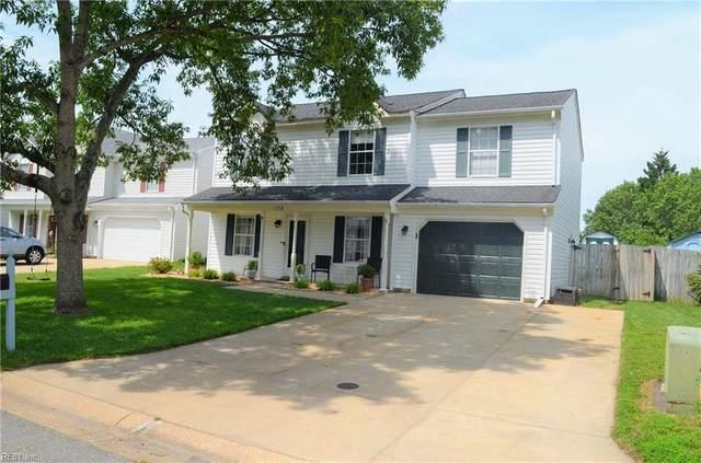 105 Kathleen Pl, York County, VA 23693 (#10382923) :: The Kris Weaver Real Estate Team
