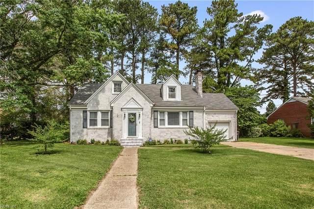 5024 Oakhill Ave, Portsmouth, VA 23703 (MLS #10382947) :: Howard Hanna Real Estate Services