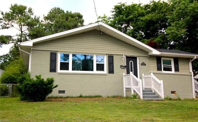3534 Orange St, Norfolk, VA 23513 (#10382952) :: The Bell Tower Real Estate Team