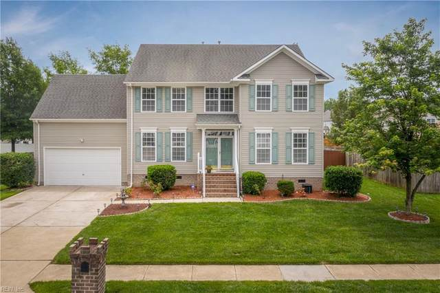 3441 Foxfield Dr, Chesapeake, VA 23323 (MLS #10382959) :: Howard Hanna Real Estate Services
