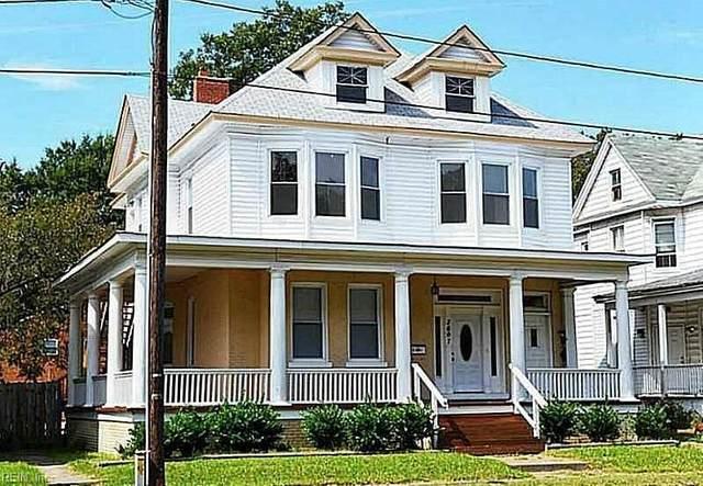 3607 Granby St, Norfolk, VA 23504 (MLS #10382960) :: Howard Hanna Real Estate Services