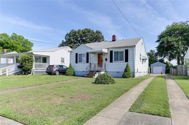 718 Kenosha Ave, Norfolk, VA 23509 (MLS #10382971) :: Howard Hanna Real Estate Services