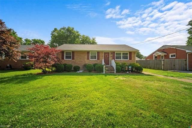 826 Redheart Dr, Hampton, VA 23666 (MLS #10382977) :: Howard Hanna Real Estate Services