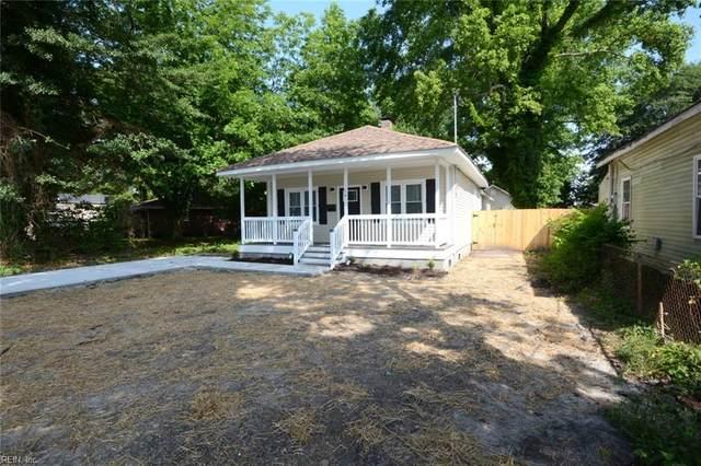 14 Benton Ave, Portsmouth, VA 23702 (#10382999) :: Rocket Real Estate