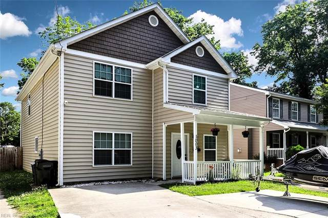 1003 New St, Hampton, VA 23661 (#10383000) :: RE/MAX Central Realty