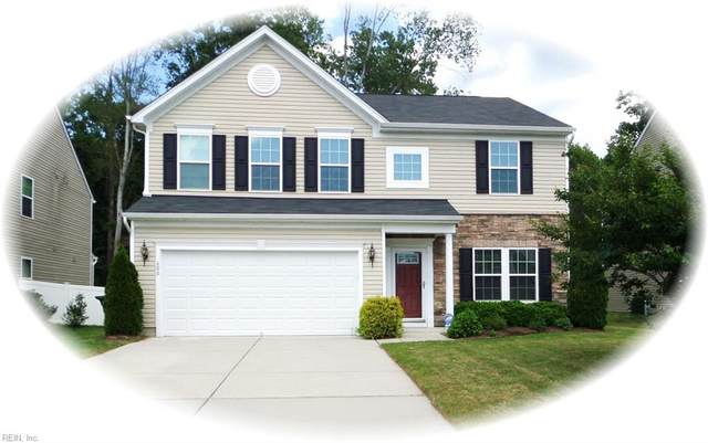 600 Leonard Ln, Newport News, VA 23601 (#10383005) :: Berkshire Hathaway HomeServices Towne Realty